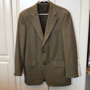 J Press men's wool jacket sz 40